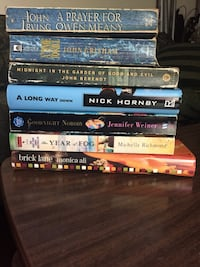 $30 for 40+ books Guelph, N1H 7N9