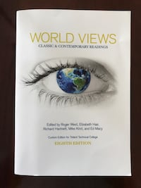 World Views Classic & Contemporary Readings Charleston, 29414
