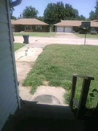 We offer lawn service Oklahoma City
