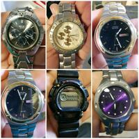 Lot of good watches all 6 $150 Miami, 33147