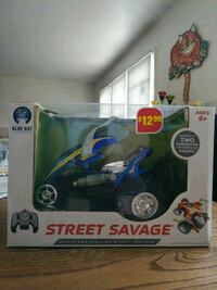 RC car - Street Savage - Blue Point of Rocks, 21777