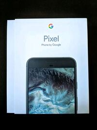 Unlocked Google Pixel 128GB Mint Condition 3117 km
