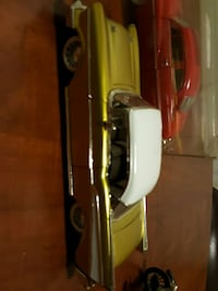 yellow convertible coupe scale model Frederick, 21702