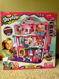 Shopkins Mall Brand New Jefferson City