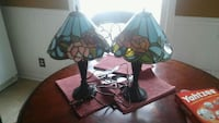 A beautiful pair of tiffany-style lamps Frankfort, 40601