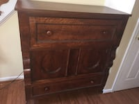 Very Rare Antique Butler's Desk Circa 1800's Leesburg, 20175