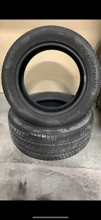 WINTER TIRES 275/50R/20