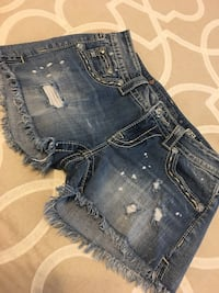 Miss Me Shorts like new condition size 26 Anderson, 29621