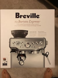 Breville Barista Expresso Machine New 561 km