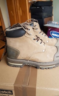 8.5 Women Dakota Safety shoe & Hard Hat- Mississauga, L5N 7E3
