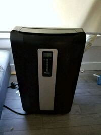 black and gray portable air cooler Coquitlam