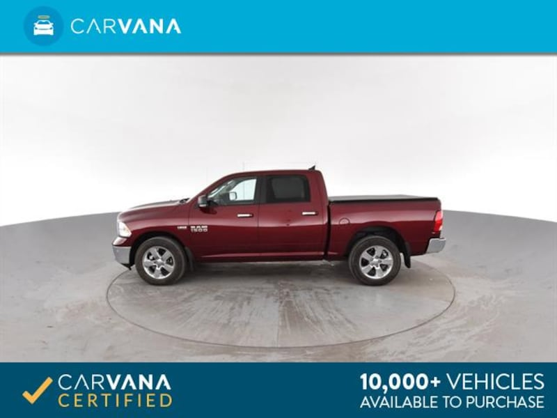 2016 Ram 1500 Crew Cab pickup Big Horn Pickup 4D 5 1/2 ft Red <br 6641c996-8272-454e-a679-89a2bef0d970