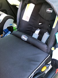 black and gray car seat 43 km