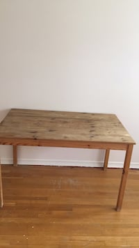 Solid Wood Table Mississauga, L4Y