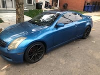 2003 Infiniti G35 Washington