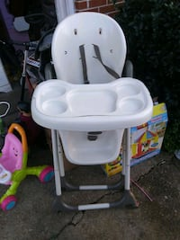 Baby high chair in good condition Chesapeake, 23321