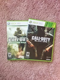 CALL OF DUTY - XBOX 360 Grimsby, L3M 5G8