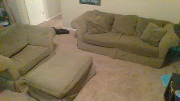 couch set no damage