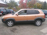 2007 Hyundai Tucson 4 Door 5 Seats AWD Warren