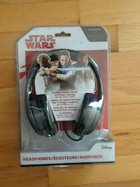 Star Wars Head Phones Sterling, 20164