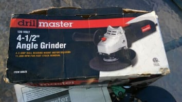ANGLE GRINDER POWER TOOL