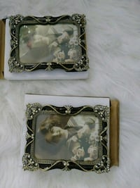 Jeweled Metal frames. New w/boxes Bolivar, 25425