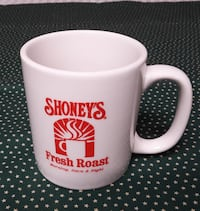 Vintage Shoney's  Coffee Mug Nashville