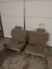 Beige 3 rd row seating for 2003 Toyota Sequoia Bowie, 20721