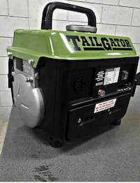 black and green portable generator Jessup, 20794