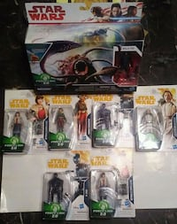 STAR WARS FORCE LINK 2.0 COLLECTION.... Oklahoma City, 73150