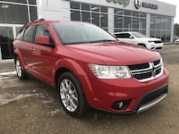 2016 Dodge Journey R/T| RED TAG VALUE Spruce Grove