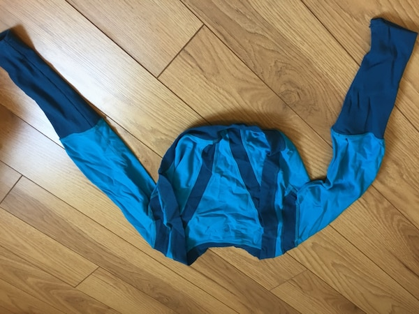 LULULEMON limited edition Warm ups