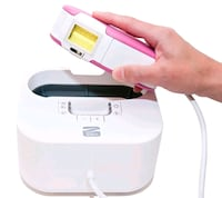 Laser hair removal with one additional light 3751 km