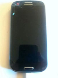 black Samsung Galaxylll  android smartphone Edmonton, T6H 4T4