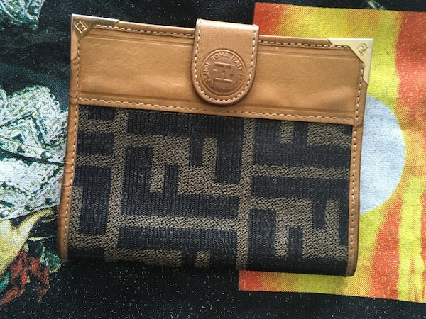 9517ccea3505 Used Fendi. Vintage Fendi Roma bifold wallet. Made in Italy. 9 10 condition  for sale in Bolton - letgo
