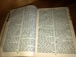 Early 1900s BIBLE