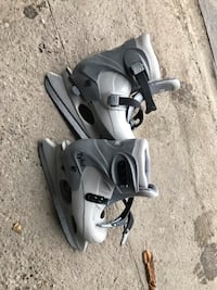 Skates can be changed from s.2-4 Toronto, M2N 2H9