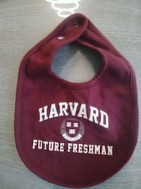 Harvard Bib NEW! Vaughan