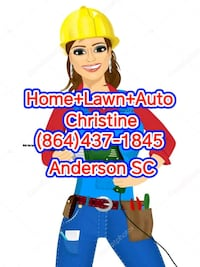 painting, interior and exterior Anderson