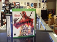 Xbox One: Deadpool  Ashtabula, 44004