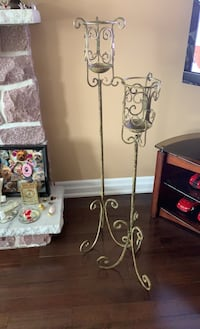 Candle stand holders great condition  Mississauga, L5N