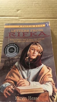 Letters From Rifka by Karen Hesse book Heath, 43056