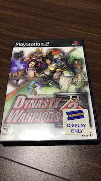 Dynasty Warriors 2 Whitby, L1P