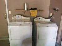 white front-load clothes washer Rio Rancho, 87144