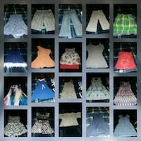 assorted color of pants collage Pharr, 78577