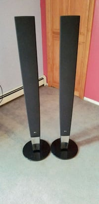 LG - HOME THEATER TOWER SPEAKERS Queens