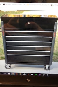 Snap on tool box/cart