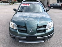 Mitsubishi - Outlander - 2005 Hollis Center, 04042