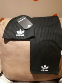 black and gray adidas cap Montréal, H4N 2N6