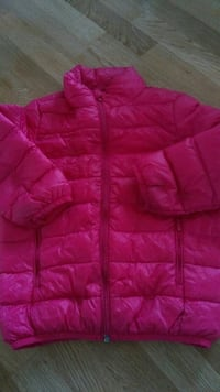 rosa zip-up boble jakke Orkdal, 7320